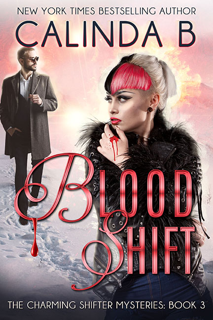 Blood Shift: Book 2 in the Charming Shifter Mysteries